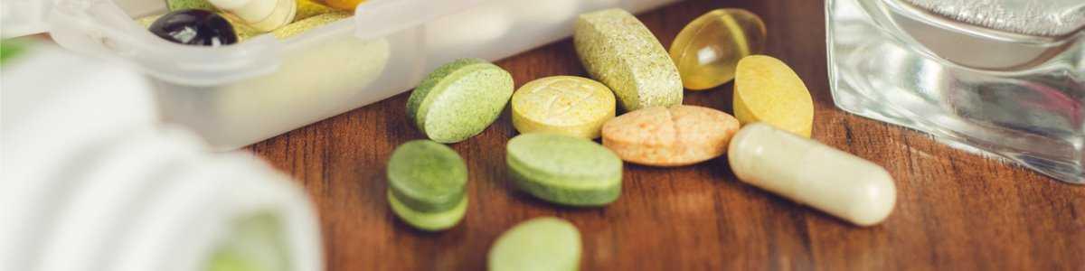 Nahrungsergänzungsmittel Nebenwirkungen